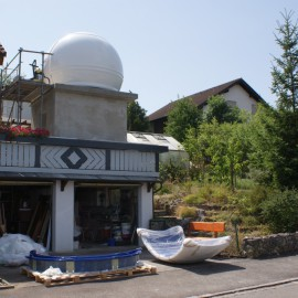 ScopeDome Blaustein Germany