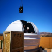 DOME PARTS optical - Fuerteventura SPAIN